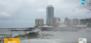 """Пуерто Рико в очакване на урагана """"Мария"""""""
