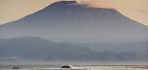 Опасност от вулканично изригване тревожи Бали