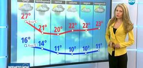 Прогноза за времето (20.09.2017 - обедна)