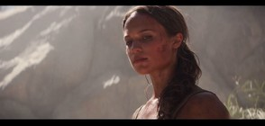 """Вижте първия трейлър и новата Лара Крофт в """"Tomb Raider: Първа мисия""""  (ВИДЕО)"""