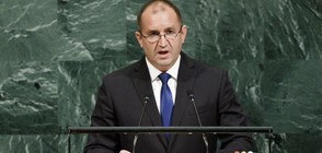 Президентът пред ООН: Нужна е вълна от дипломация за мир