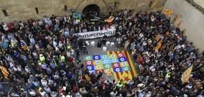 Първи арести във връзка с референдума в Каталуния