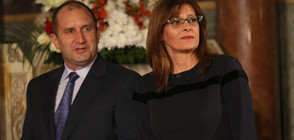 Семейство Радеви гостува на прием на Тръмп (СНИМКА)