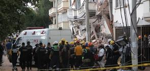 СЛЕД ТРУСА В МЕКСИКО: Жертвите нараснаха на 230 души (ВИДЕО+СНИМКИ)