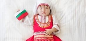 Корейско бебе с българска носия стана хит в интернет (ВИДЕО+СНИМКИ)