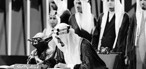 "Йода ""седна"" до принц на Саудитска Арабия в учебник (СНИМКА)"