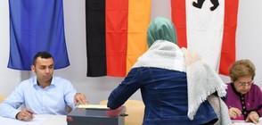 Изборният ден в Германия в снимки