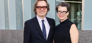 Актьорът Гари Олдман се е оженил за пети път