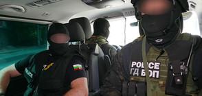 Банда за разпространение на наркотици задържаха в Перник