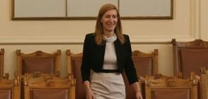 Ангелкова: Не виждам причина да подавам оставка (ВИДЕО)