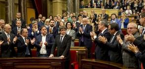 Барселона отлага независимостта, Мадрид отказва преговори