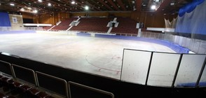 МИЗЕРИЯ В ЗИМНИЯ ДВОРЕЦ: Как тренират шампионите нa леда? (ВИДЕО)