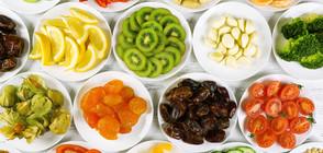 Кайсии и броколи укрепват зрението