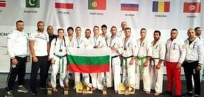 Каратистите ни по киокушин с 13 медала на Европейското в Полша