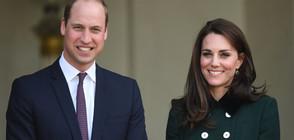 Третото кралско бебе се очаква през април