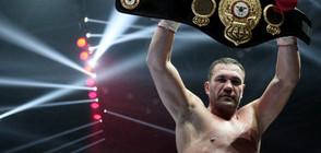 Кубрат Пулев остава официален претендент за световната титла