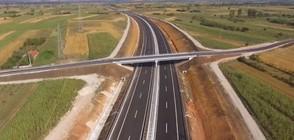 """Пускат магистралата от КПП """"Калотина"""" до Ниш през януари"""
