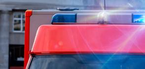 Мъж, прострелян в главата, е приет в болницата в Бургас
