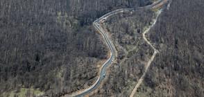 СЛЕД ДЪЖДОВЕТЕ: Приключва възстановяването на оградата по границата