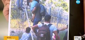 Йончева: Мигранти преминават чрез стълби оградата на границата с Турция