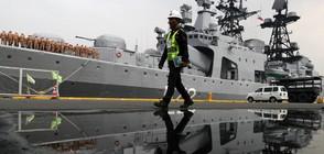 Русия продава оръжие и военни камиони на Филипините