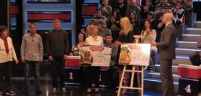 """14 думи в """"Кеш Кръстословици"""" донесоха 250 000 лева на Анелия Драгиева от Павликени"""