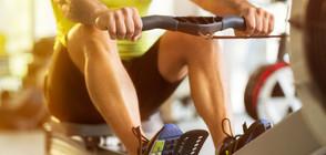 Прекалените тренировки са вредни за мъжете