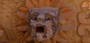 """""""Без багаж"""" в древния град на маите Паленке"""