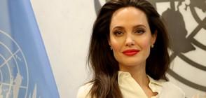 Анджелина Джоли: Без Камбоджа нямаше да стана майка