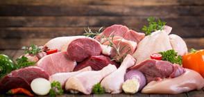 Българското месо - едно от най-замърсените с антибиотици в ЕС