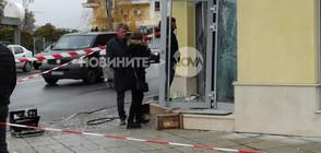 Спецакция срещу обирджиите на банкомати, един е задържан (ВИДЕО+СНИМКИ)