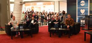 """Актьорите от """"Откраднат живот"""" се срещнаха с техните фенове (ВИДЕО+СНИМКИ)"""