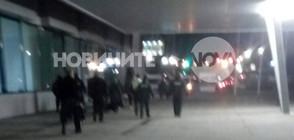 Спряха товарен влак с бежанци в София (ВИДЕО+СНИМКИ)