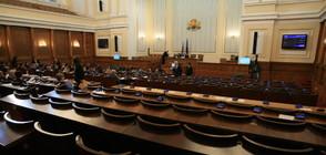 БСП внесе 88 подписа за оставка на Димитър Главчев