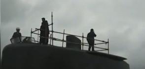 Изчезна подводница с 44 души на борда (ВИДЕО)