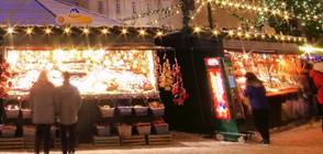 Oткриват германския коледен базар в София (ВИДЕО)