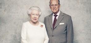 КРАЛСКИ ЮБИЛЕЙ: Елизабет II и Филип отбелязват 70 г. брак (ВИДЕО+СНИМКИ)