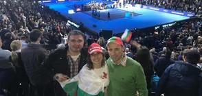 ГОЛЕМИЯТ МАЧ НА ГРИШО: Емоциите на българите в залата (ВИДЕО+СНИМКИ)