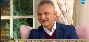 "Захари Карабашлиев представи новия си роман ""Хавра"""