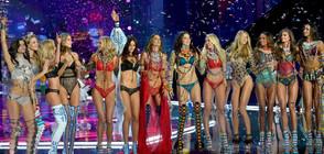 Ангелите на Victoria's Secret – прекрасни и без грим (ГАЛЕРИЯ)