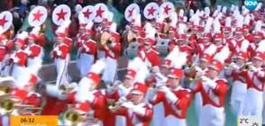 МАЩАБЕН ПАРАД: 10 000 души дефилираха за Деня на Благодарността (ВИДЕО)