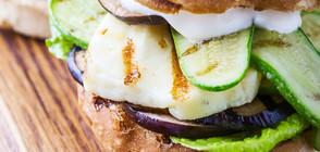 Кафене предлага вегетариански бургери срещу махмурлук