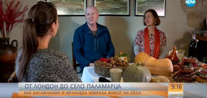 """""""Да хванеш гората"""": Чужденци в българското село Паламарца"""