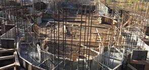 Сурвакарите на Батановци дариха всичко спечелено по Сурва за строежа на църква