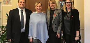 София Брейтхолц: ПРОМЯНАТА е толкова успешна и заради отдадените ни партньори в България