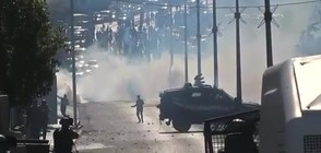 НА ЖИВО: Протести и ескалиращо напрежение в Йерусалим (ВИДЕО+СНИМКИ)