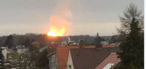 60 пострадали при експлозия в газов хъб (ВИДЕО+СНИМКИ)