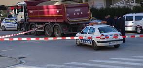 Арестуваха шофьора, прегазил студентка в Благоевград