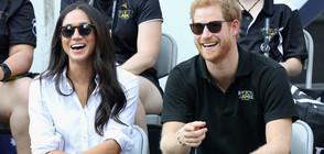 Как Хари и Меган нарушават кралския протокол (ГАЛЕРИЯ)