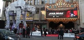 """СЛЕД ДЪЛГОТО ОЧАКВАНЕ: Новият епизод на """"Междузвездни войни"""" излиза по кината"""